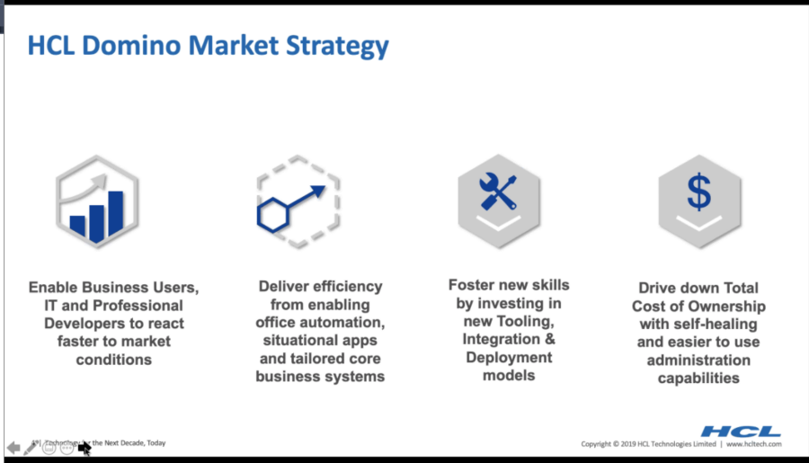The Domino v11 Roadmap: HCL Webinar Recap